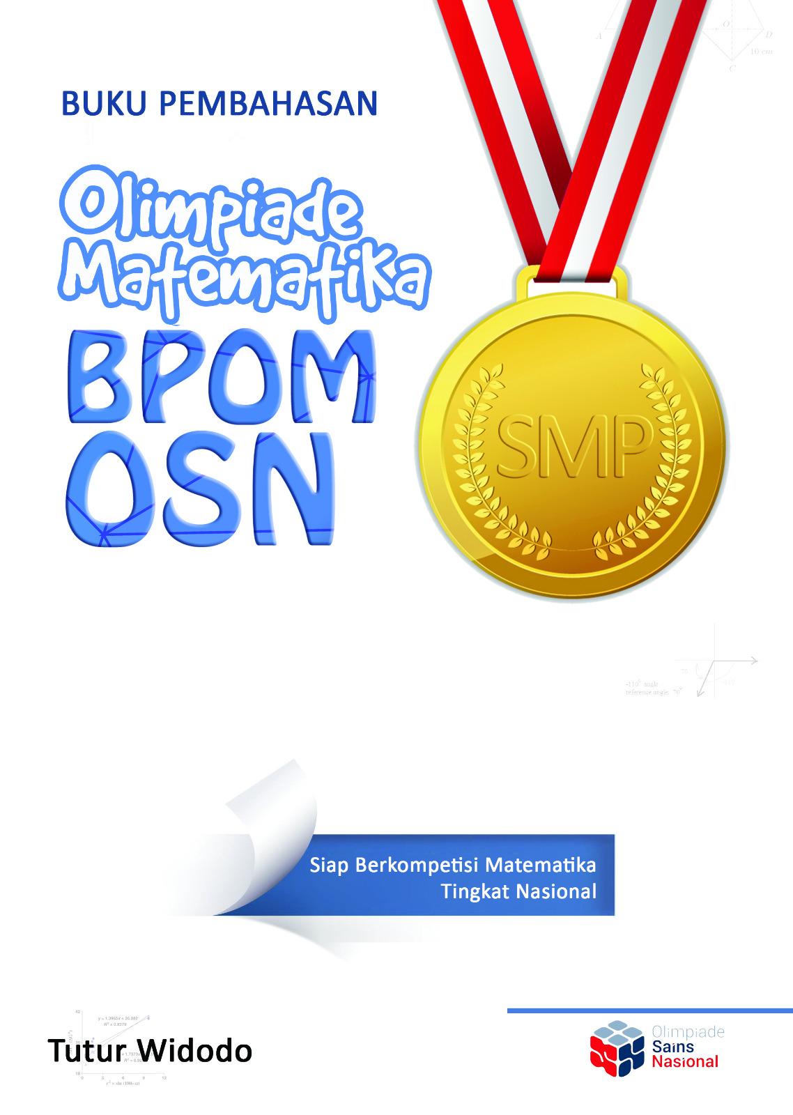 yuk beli BPOM OSN SMP